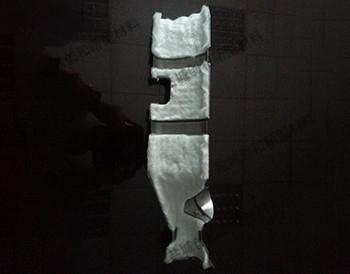 铝箔+玻纤布复合裁切片