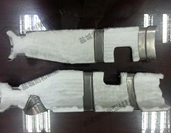 铝箔玻纤布复合裁切片