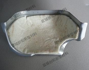 铝箔+玻纤布复合裁切片供应